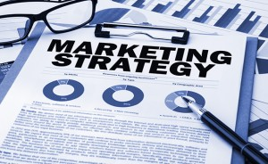 marketing strategy analysis concept
